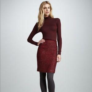Tory Burch 'Victory' Tweed Skirt